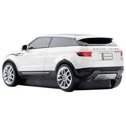 click car mouse range rover evoque wireless nano white usb