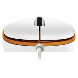 sweex mi504 mouse orange usb