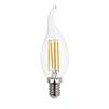 Светодиодная лампа Smartbuy SBL-C37FCan-05-40K-E14 - ЛампочкаЛампочки<br>Энергосберегающая лампа для общего и декоративного освещения, подходит для замены стандартных ламп накаливания и галогенных.<br>