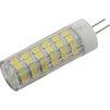 Светодиодная лампа Smartbuy SBL-G4220 6-64K - ЛампочкаЛампочки<br>Светодиодная лампа Smartbuy G4 — энергосберегающая лампа общего и декоративного освещения. Колба лампы выполнена в форме капсулы. Лампа G4 повторяет форму и размеры стандартных галогенных капсульных ламп и идеально подходит к любому светильнику, в котором используются данные типы ламп.<br>