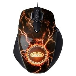 steelseries world of warcraft legendary edition gaming mouse laser usb (������)
