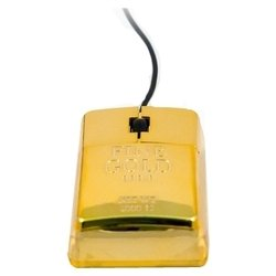 satzuma gold bar mouse gold usb
