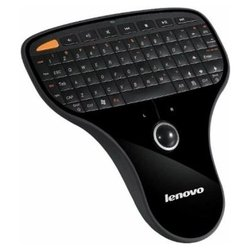 lenovo idea wireless keyboard 57y6472 black usb