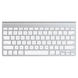 apple wireless keyboard mb184 white bluetooth