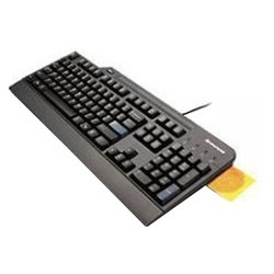 lenovo smartcard keyboard 51j0184 black usb