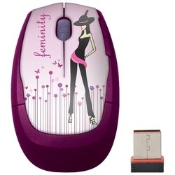 Cirkuit Planet CPL-MW1113 Elle Passion Pink USB