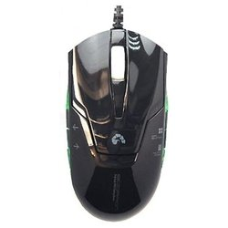 e-blue scorpion game mouse ems084i00 black usb