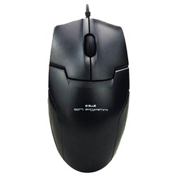 e-blue enformer wired optical mouse  ems080i00 black usb