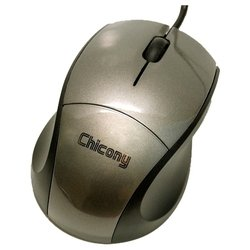 Chicony MS-8710 Metall Silver-Black USB