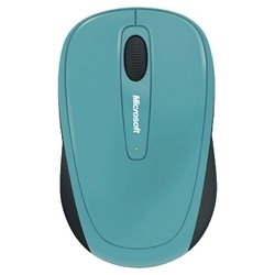 microsoft wireless mobile mouse 3500 limited edition coastal blue usb