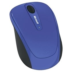 microsoft wireless mobile mouse 3500 limited edition ultramarine blue usb
