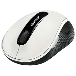 microsoft wireless mobile mouse 4000 usb (черно-белый)
