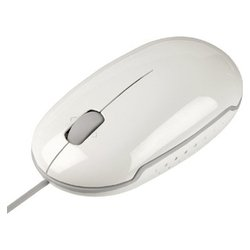hama optical mouse for mac os usb (белый)