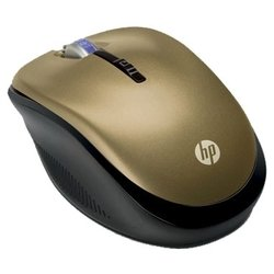 HP LP336AA USB (черный-золотистый)