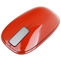 microsoft explorer touch mouse usb (оранжевая)