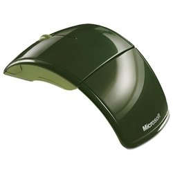 microsoft arc mouse limited edition green usb