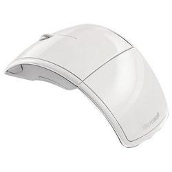 microsoft arc mouse limited edition white usb