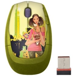 Cirkuit Planet CKP-MW1140 Green-Yellow USB