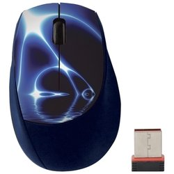 Cirkuit Planet CKP-MW1103 Black-Blue USB