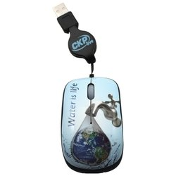 cirkuit planet cpl-mm1218 white-blue usb
