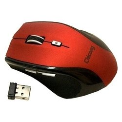 Chicony MS-6580W Red-Black USB