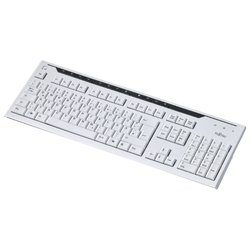 fujitsu-siemens keyboard kb500 white ps/2