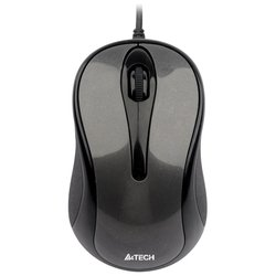 A4Tech N-350-1 Black USB (черно-серый)