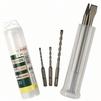 Набор буров по бетону SDS-Plus (Bosch 2607019455) - Бур для перфоратораБуры для перфораторов<br>Комплект зубил и буров SDS-Plus применяется для сверления, строительных и демонтажных работ.<br>