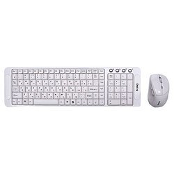 Dialog KMROK-0318U White USB (белый)
