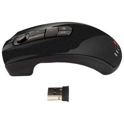 oklick 805 m wireless laser mouse & presenter black usb