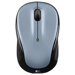 logitech wireless mouse m325 usb (светло-серебристый)