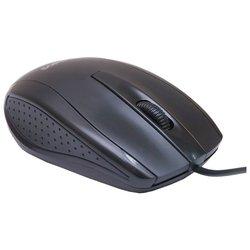 Dialog MOP-04BU USB (черный)