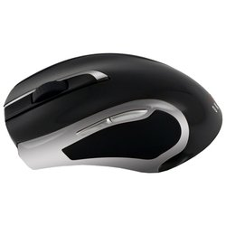 oklick 620 lw wireless optical mouse black-silver usb