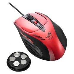 ASUS GX900 USB (черный-красный)
