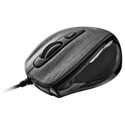 Trust KerbStone Laser Mouse Black USB