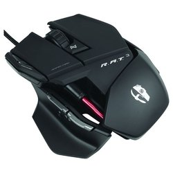 cyborg r.a.t 3 gaming mouse black usb