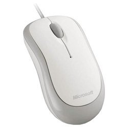 microsoft ready optical mouse usb (белый)