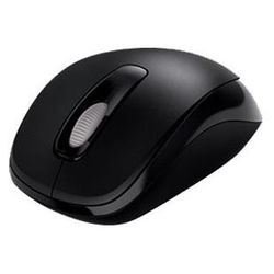 microsoft wireless mouse 1000 usb (2cf-00047) (черный)