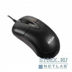 Delux DLM-312 PS/2 (черный)