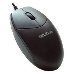 delux dlm-306bp black ps/2
