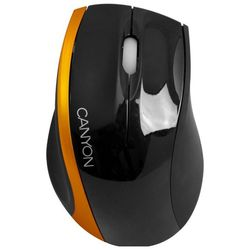 Canyon CNR-MSO01O Black-Orange USB