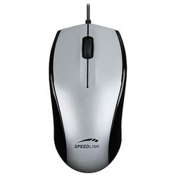 ��������� speedlink relic optical mouse sl-6105-sgy silver-black ps
