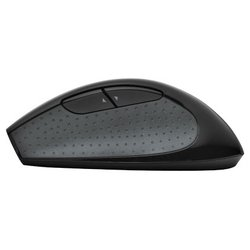trust comfortline wireless mini mouse black usb