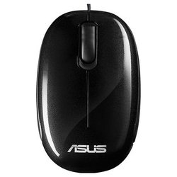 ASUS Seashell Optical Mouse Black USB