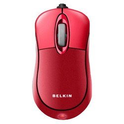 Belkin Retracrable F5L016NEUSB Red USB