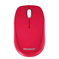 microsoft compact optical mouse 500 usb (красный)