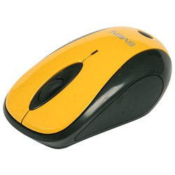 ��������� sven nrml-01 yellow-black usb (������/������)