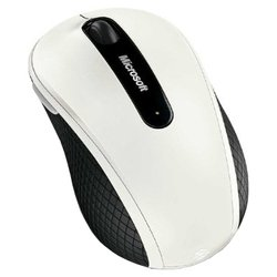 microsoft wireless mobile mouse 4000 usb (белый)