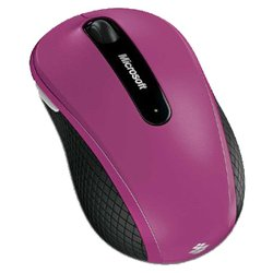 microsoft wireless mobile mouse 4000 pink usb