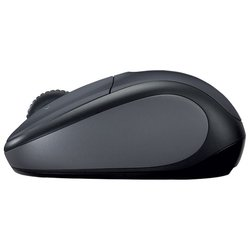 logitech wireless mouse m305 black usb